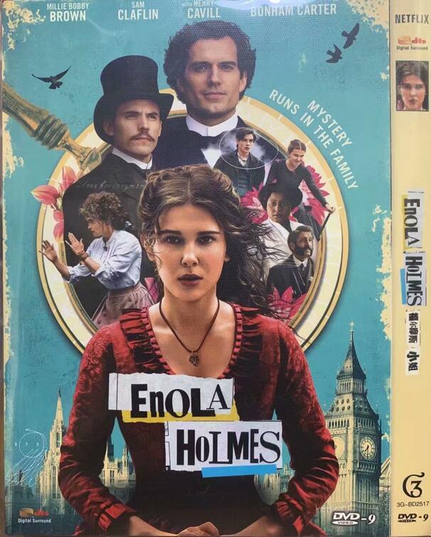 天才少女福爾摩斯 Enola Holme...
